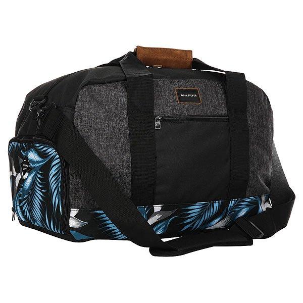 Сумка спортивная Quiksilver Medium Shelter Bonnie Blue Classic