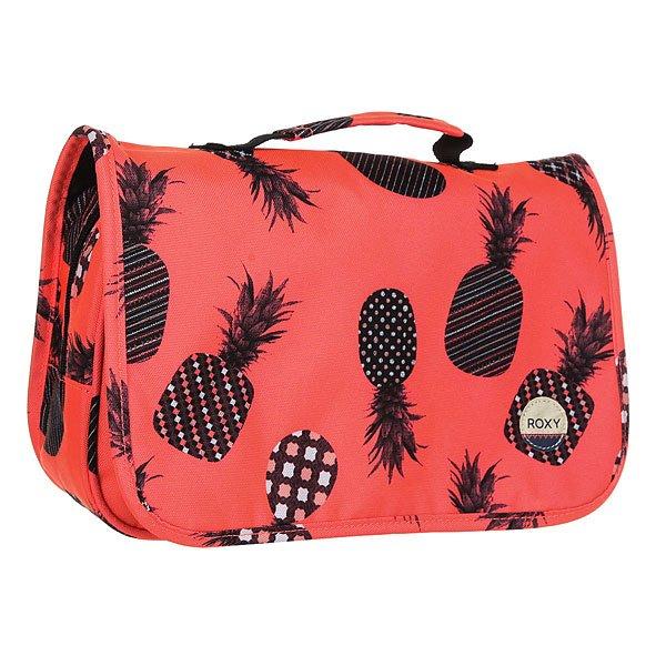 Сумка женская Roxy Waveform Ax Neon Grapefruit PУниверсальная сумочка-косметичка для любых мелочей стильной леди.Характеристики:Ручка для переноски. Застежка-молния.Вместительное внутреннее отделение. Внутренний сетчатый карман-органайзер.<br><br>Цвет: оранжевый<br>Тип: Сумка<br>Возраст: Взрослый<br>Пол: Женский
