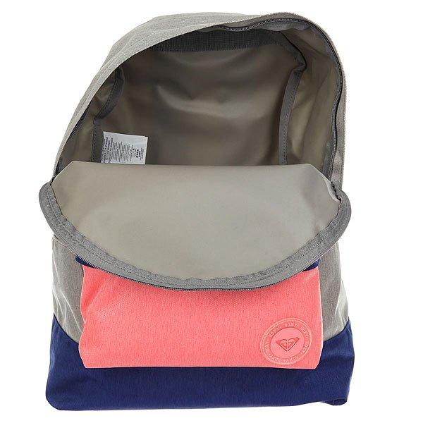 Рюкзак городской женский Roxy Sugar Baby Colo Lady Pink