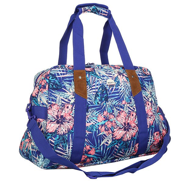 Сумка женская Roxy Sugar It Up Royal Blue Beyond Lo roxy сумка женская roxy needle tote patriot blue