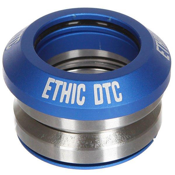 Рулевая Ethic Headset Cheap BlueЛегкая рулевая из алюминия. Характеристики:Алюминий 6061.Вес 61 гр. Совместимость с интегрированной рулевой.<br><br>Цвет: серый,синий<br>Тип: Рулевая<br>Возраст: Взрослый<br>Пол: Мужской