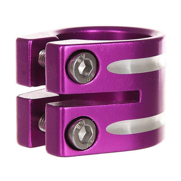 Зажимы Ao Red Pro Double Head Clamp Purple