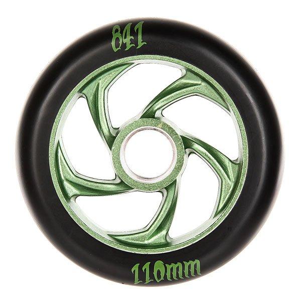 Колесо для самоката Ao 841 110mm Forged 5-star Wheel GreenСупер легкие колеса с кованым сердечником, цепкие и мягкие, с пожизненной гарантией.Технические характеристики: Кованый алюминиевый сердечник 6061 T6.Жесткость 88A.<br><br>Цвет: черный,зеленый<br>Тип: Колесо для самоката<br>Возраст: Взрослый<br>Пол: Мужской