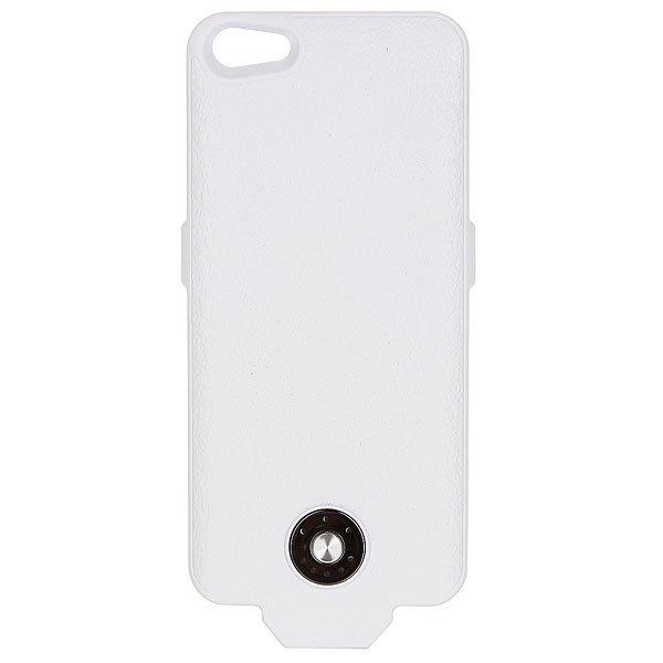 Чехол-аккумулятор для iPhone 5 Mr.Best A6WHT White<br><br>Цвет: белый<br>Тип: Чехол для iPhone<br>Возраст: Взрослый