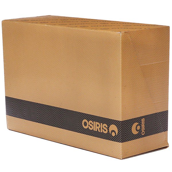 Кроссовки Osiris Uprise Charcoal/Opl/Black от Proskater