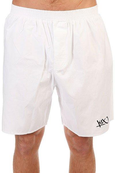 K1X Plus 3 Inch Boxer Short White<br><br>Цвет: белый<br>Тип: Шорты классические<br>Возраст: Взрослый<br>Пол: Мужской