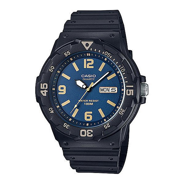 Кварцевые часы Casio Collection Mrw-200h-2b3 Navy casio mrw 200h 2b3