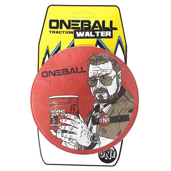 Наклейка на сноуборд Oneball Traction - Walter Assorted парафин oneball 4wd warm assorted