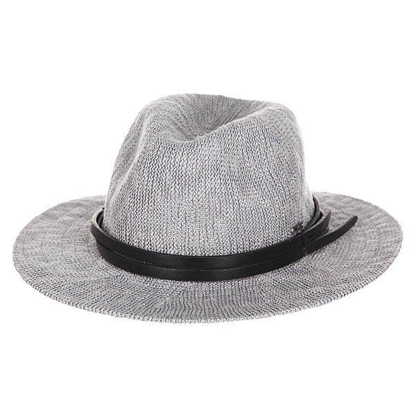 Шляпа женская Roxy Ever Loved Heritage Heather<br><br>Цвет: серый<br>Тип: Шляпа<br>Возраст: Взрослый<br>Пол: Женский