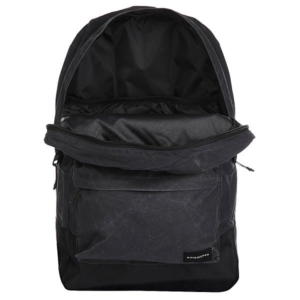 Рюкзак городской Quiksilver Night Track Oldy Black