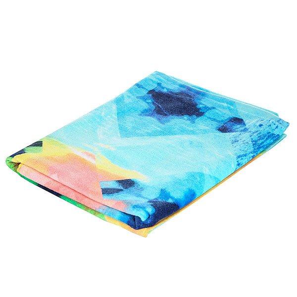 Полотенце женское Roxy Hazy Marshmallow Pop Surf<br><br>Цвет: мультиколор<br>Тип: Полотенце<br>Возраст: Взрослый<br>Пол: Женский