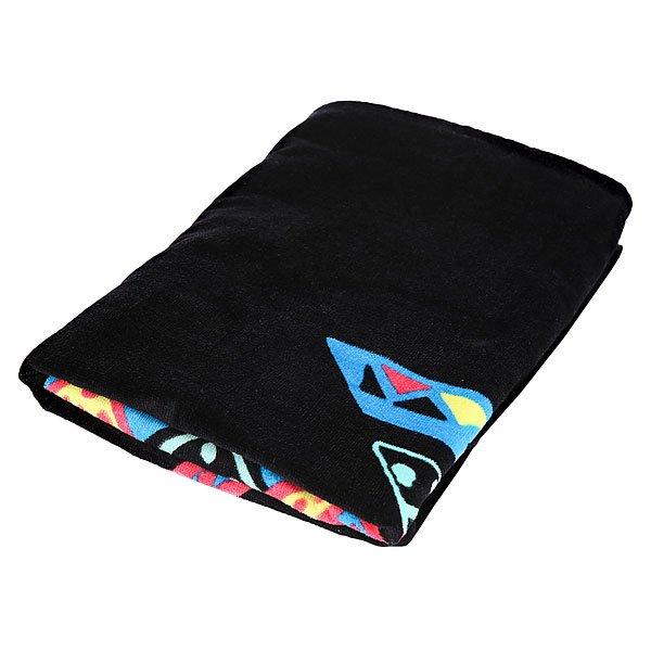 Полотенце Quiksilver Modern Original Black<br><br>Цвет: черный,мультиколор<br>Тип: Полотенце<br>Возраст: Взрослый<br>Пол: Мужской