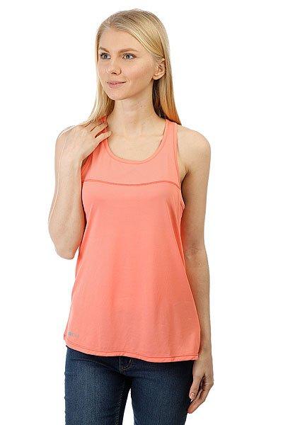 Майка женская Roxy Betty Bee Tank Shell Pink<br><br>Цвет: розовый<br>Тип: Майка<br>Возраст: Взрослый<br>Пол: Женский