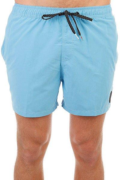 Шорты пляжные Quiksilver Everysolidvol15 Bonnie Blue<br><br>Цвет: голубой<br>Тип: Шорты пляжные<br>Возраст: Взрослый<br>Пол: Мужской