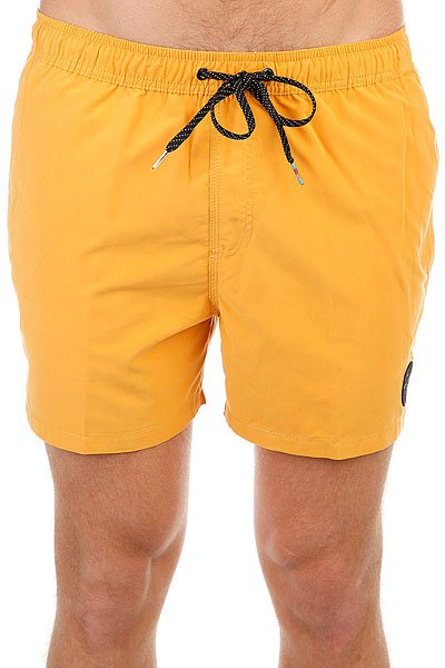 Шорты пляжные Quiksilver Everysolidvol15 Golden Glow<br><br>Цвет: желтый<br>Тип: Шорты пляжные<br>Возраст: Взрослый<br>Пол: Мужской