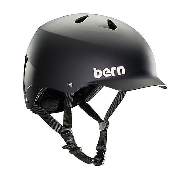 Шлем для скейтборда Bern Bike Eps Watts Matte Black bern watts eps шлем