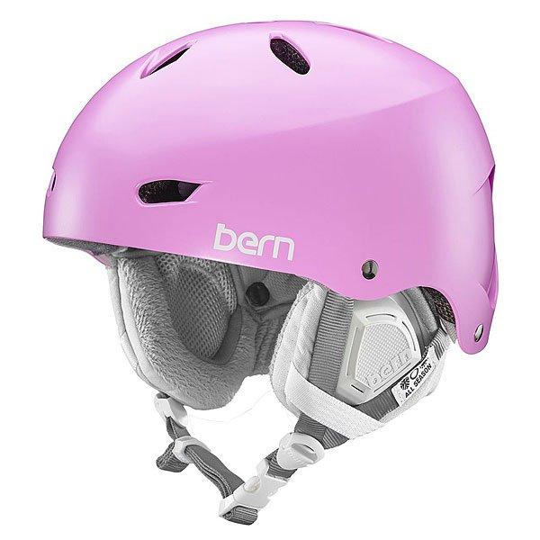 Шлем для сноуборда Bern Brighton Satin Hot Pink/Grey LinerДля всех девушек, которые спешат на гору на первом подъемнике, а домой возвращаются на последнем. Этот шлем будет служить Вам день за днем, сезон за сезоном и в глубоком снегу и в густом лесу. В комплекте идет зимний внутренник c регулировкой по размеру Crank Fit.Технические характеристики: Пена EPS - наполнитель, сохраняющий свои свойства после множества ударов.Ультра тонкий корпус Thin Shell специально разработан для пены EPS, предназначен для защиты от сильных ударов.Соответствует стандартам CPSC (велосипед и ролики), ASTM F 2040, EN1078 (зимние виды спорта).Шлем совместим с аудио системой.<br><br>Цвет: оранжевый<br>Тип: Шлем для сноуборда<br>Возраст: Взрослый<br>Пол: Мужской