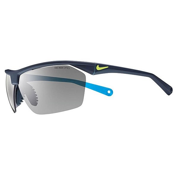Очки Nike Optics Tailwind 12 Matte Dark Magnet Grey/Blue Lagoon Grey Lens