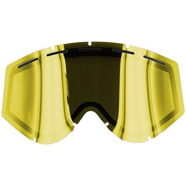 Фильтр для маски Ashbury Kaleidoscope Gold Mirror<br><br>Цвет: желтый<br>Тип: Аксессуары для маски<br>Возраст: Взрослый<br>Пол: Мужской