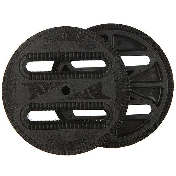 Крепления для сноуборда Apo Expresso Comptatible Disc Black