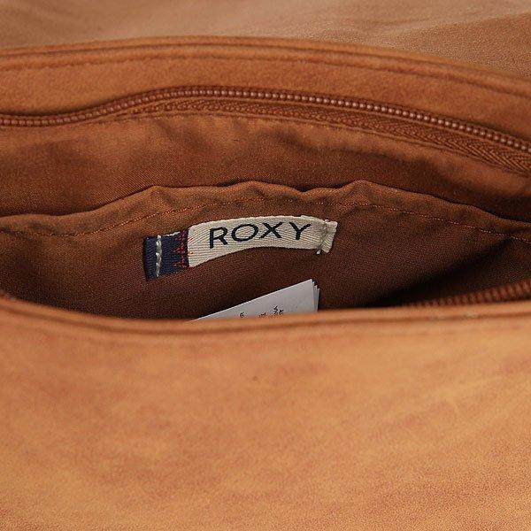 Сумка через плечо женская Roxy Material Love Camel