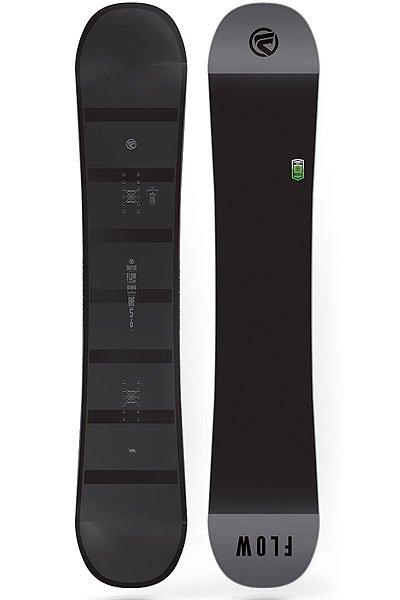 Сноуборд Flow Drifter  156 328616Верный друг Drifter создавался несколько лет! Эта симметричная доска подходит для любого стиля катания и любой местности.Технические характеристики: Технология Kush-Control Plus - 3 вставки из уретана, которые заключены в основании, боковинах и в верхнем слое для гладкости и силы. Уретан - гибкий и высокоустойчивый к воздействию крайне низких температур, а также обладает адгезионными свойствами и может выдержать любые нагрузки.Форма True-Twin.Стекловолокно с углеродом Triaxial Glass w/ Carbon-7 в центральной части делают сноуборд гибким, с быстрой реакцией.Скользяк Sintered 4000 - пористый и очень прочный, для легкого скольжения и производительности.Прогиб I-Rock Rocker - игривый прогиб для максимальной производительности.Сердечник Re-Flex - живой и отзывчивый с оптимальным сочетанием прочности и веса. Специально профилированный сердечник из нескольких видов тополя, супер легкий и энергичный.Боковины 3-DT обеспечивают неограниченное сцепление для гладкой и гибкой езды.<br><br>Тип: Сноуборд<br>Возраст: Взрослый<br>Пол: Мужской