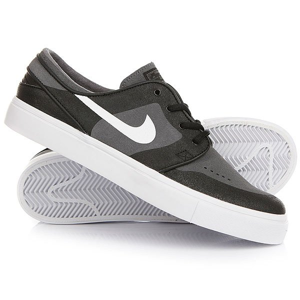 Кеды кроссовки низкие Nike SB Stefan Janoski Elite Black