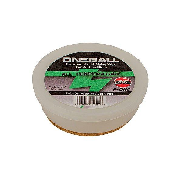 Парафин Oneball F-1 Rub-on Assorted<br><br>Цвет: мультиколор<br>Тип: Парафин<br>Возраст: Взрослый<br>Пол: Мужской