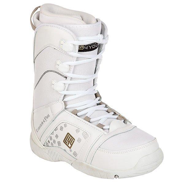 Ботинки для сноуборда Limited4You Thirteen Black<br><br>Цвет: черный<br>Тип: Ботинки для сноуборда<br>Возраст: Взрослый<br>Пол: Мужской