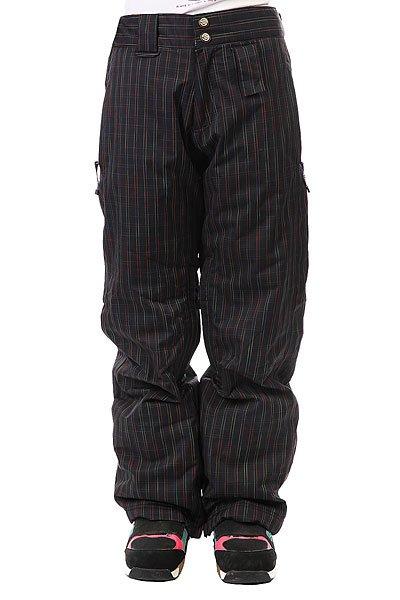 Штаны сноубордические женские Santa Cruz Sc 10/11 Asia Blk RainЖенские штаны для катания на сноуборде SANTA CRUZ.Характеристики:Классический крой и скрытая регулировка пояса для идеальной посадки. Паропроницаемая и водонепроницаемая мембрана с показателями 10000/10000 в сочетании с полностью проклеенными швами защищает владелицу от ветра и осадков. Долговечная внешняя ткань. Вентиляция на молниях обеспечивает необходимую циркуляцию воздуха при активном катании. Манжеты в штанинах не дают снегу забиться внутрь. Два кармана на молниях спереди, карабин для ключей или ски-пасса и регулировка штанин по ширине. Можно соединить с курткой соответствующей модели.<br><br>Цвет: черный<br>Тип: Штаны сноубордические<br>Возраст: Взрослый<br>Пол: Женский