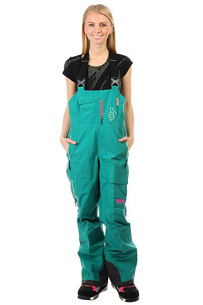 Комбинезон женский Trew Gear Tempest Emerald<br><br>Цвет: желтый<br>Тип: Комбинезон<br>Возраст: Взрослый<br>Пол: Женский