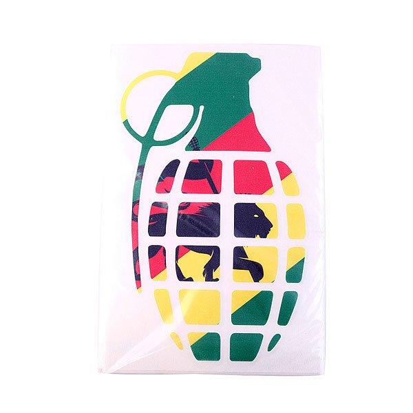 Наклейки Grenade 8.5 Specialty Theme (25шт)<br><br>Цвет: черный<br>Тип: Наклейки<br>Возраст: Взрослый