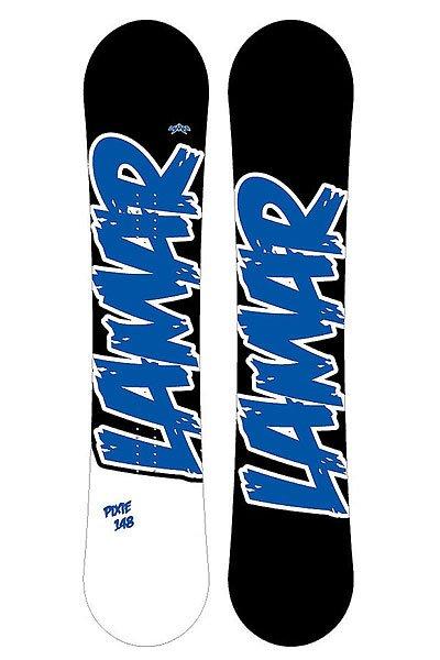Сноуборд Lamar Icu Mens Anti Cam Black 161СноубордыLAMAR- не новички на рынке сноубордов. За пть лет в России фирме удалось занть определенну качественно-ценову нишу и скорее всего альтернативы тим доскам ближайшее врем не предвидитс. С одной стороны то канадский бренд, довольно известный в мире и пользущийс хорошим спросом, с другой, невысока цена при условии использовани достаточно передовых технологий и материалов. Не стоит забывать и о команде LAMAR, то очень известные райдеры, имещие свои модели сноубордов в модельном рду. В том году исполнение досок на высоте- ркие цвета, хороший лак, всевозможные металлические врезки и прочие примочки. Если Вам понравилась кака-то модель сноубордаLAMAR, то не о чем не думайте, покупайте.Характеристики:Конструкци:Sandwich Sidewall.Технологи обработки краев:45° Miter Edge™.Ламинаци: ABS w/ Overprint.Оплетка:Precured.Карбоновое покрытие2S.Сердечник:тополь.Скользк:Tri-Axial. Канты:Rockwell 48 Carbon Steel w/ 1° Base Bevel &amp; 2° Side Bevel. Прогиб: AntiCamber.<br><br>Цвет: черный<br>Тип: Сноуборд<br>Возраст: Взрослый<br>Пол: Мужской