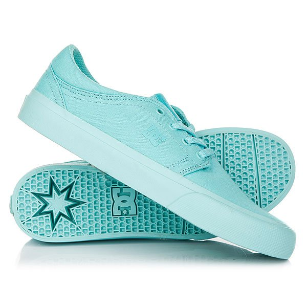 Кеды кроссовки низкие женские DC Trase Tx Aqua dc shoes кеды dc heathrow se 11