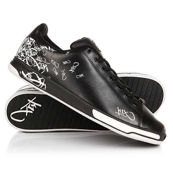 Кеды кроссовки низкие K1X Club Selecao Black<br><br>Цвет: черный<br>Тип: Кеды низкие<br>Возраст: Взрослый<br>Пол: Мужской