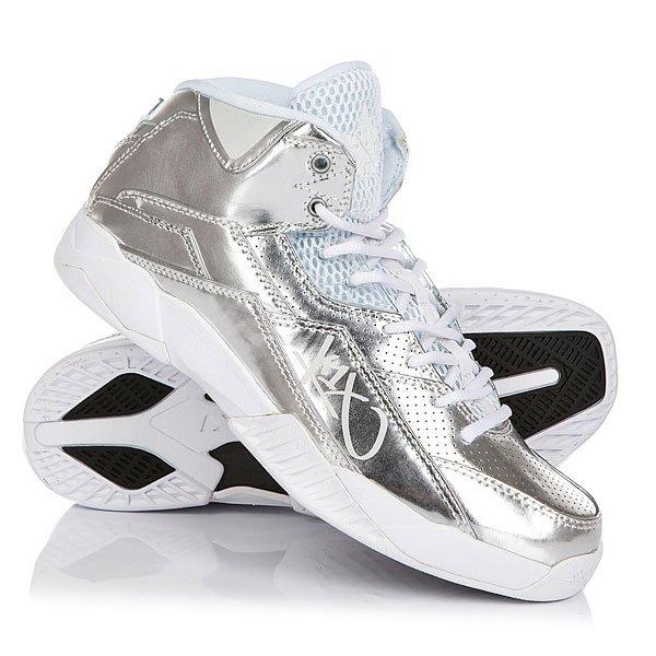Кроссовки K1X Anti Gravity SilverКультовые кроссовки от K1X в монохромном дизайне в сочетании с перфорированным верхом обеспечивают непревзойденный комфорт. Anti Gravity - это не только уличная обувь, это многолетняя работа K1X в создании обуви, которая готова бросить вызов системе гравитации.Технические характеристики: Прочный верх.Амортизация для комфорта и оптимальной посадки.Технология TPU для надежной и удобной системы шнуровки.Мягкий язычок из сетки для воздухопроницаемости.Перфорированный верх.Подошва идеально подходит для быстрых движений, обеспечивая низкий риск получения травмы.Двойная промежуточная подошва EVA для амортизации и долговечности.Инновационная зона стопы для гибкости.Вставка на подошве Anti Roll Outrigger для поперечной устойчивости.Покрытие Evertex поглощает удары.Усиленная область пятки для большей стабильности и идеальной посадки.<br><br>Цвет: серый<br>Тип: Кроссовки<br>Возраст: Взрослый<br>Пол: Мужской