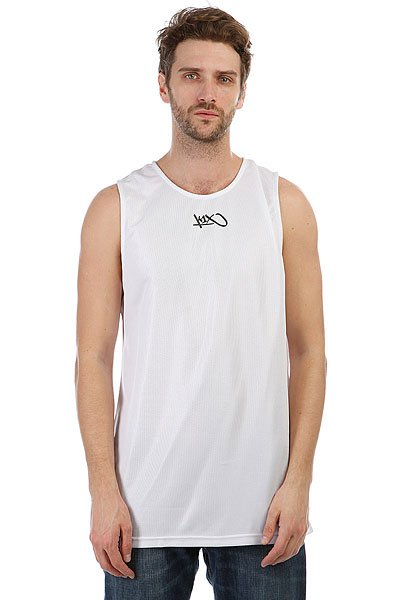 Майка K1X Anti Gravity Jersey White<br><br>Цвет: белый<br>Тип: Майка<br>Возраст: Взрослый<br>Пол: Мужской