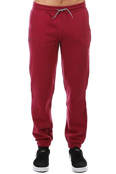 Штаны спортивные K1X Basic Sweatpants Burgundy