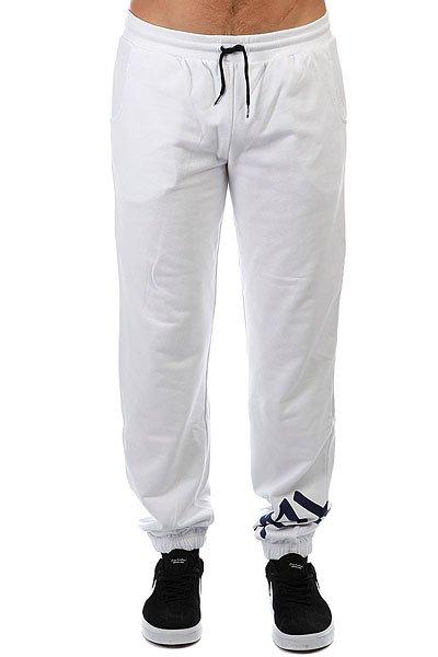 Штаны спортивные K1X At Large Tag Sweatpants White