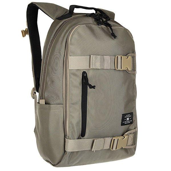 Рюкзак туристический DC Carryall Iii Dusky Green<br><br>Цвет: зеленый<br>Тип: Рюкзак туристический<br>Возраст: Взрослый<br>Пол: Мужской