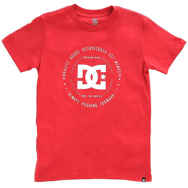 Футболка детская DC Rebuilt 2 Chili Pepper рубашка в клетку dc shoes yorton ls chili pepper