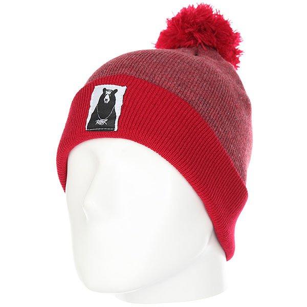 Шапка Terror Snow College Red<br><br>Цвет: красный<br>Тип: Шапка<br>Возраст: Взрослый<br>Пол: Мужской