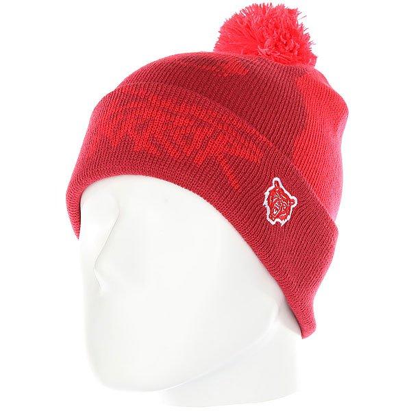Шапка Terror Snow Bear Red<br><br>Цвет: красный<br>Тип: Шапка<br>Возраст: Взрослый<br>Пол: Мужской