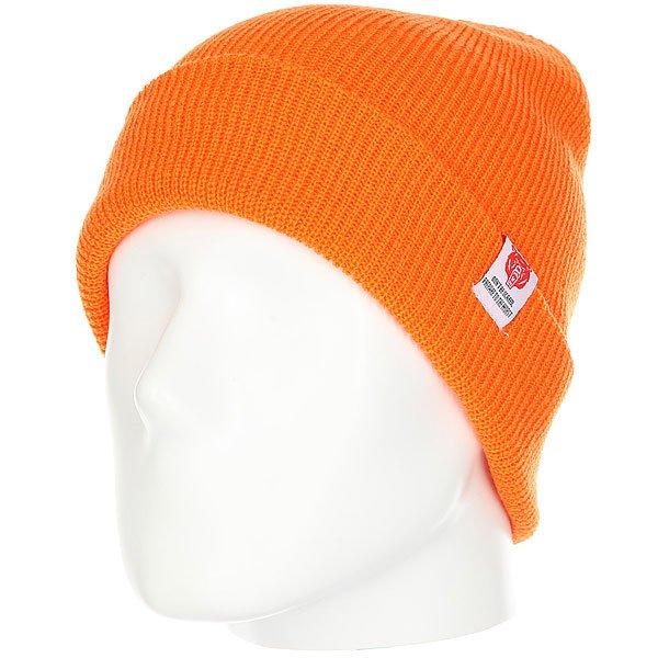 Шапка Terror Snow Dense Orange<br><br>Цвет: оранжевый<br>Тип: Шапка<br>Возраст: Взрослый<br>Пол: Мужской