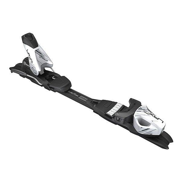 Крепления для лыж Tyrolia Lrx 7.5 Ac Br.78 Solid Black/Silver от Proskater