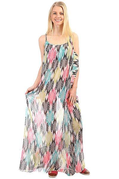 Платье женское Volcom Beat Street Dress Multi