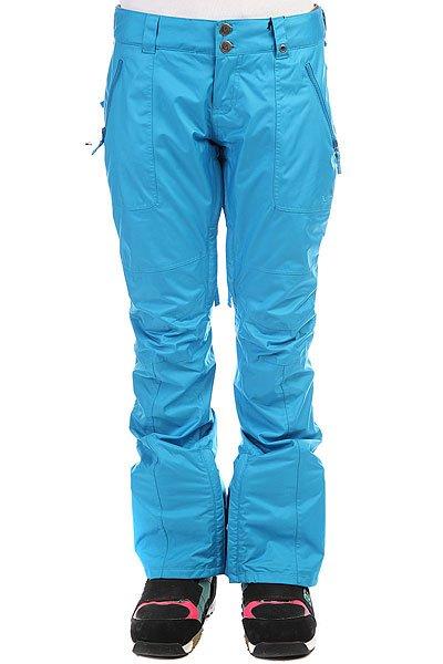 Штаны сноубордические женские Burton Wb Indulgence Pt Blue-rayСноубордические штаны с мембраной DRYRIDE Durashell™ 2-Layer созданы для веселого и беззаботного отдыха на склоне.Технические характеристики: Мембрана DRYRIDE Durashell™ 2-Layer.Подкладка из тафты.Зауженный крой.Артикулированные колени.Вентиляционные отверстия на молнии.Крепление куртки к штанам.Полностью проклеенные швы.Манжеты на молнии.<br><br>Цвет: розовый<br>Тип: Штаны сноубордические<br>Возраст: Взрослый<br>Пол: Женский