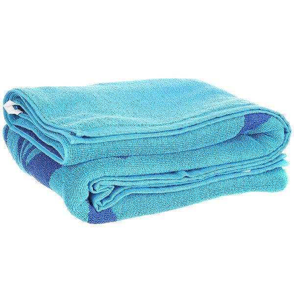 Полотенце Volcom Revert Towel True Blue<br><br>Цвет: синий,голубой<br>Тип: Полотенце<br>Возраст: Взрослый<br>Пол: Мужской