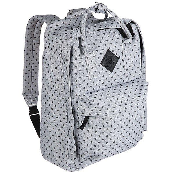 Рюкзак городской женский Vans Icono Square Back Blue Wash TwillСтильный городской рюкзак Vans Icono Square обладает не только оригинальной формой, но и приятным набором функциональных характеристик. Отправляясь по делам на весь день, Вы можете быть уверены, что телефон, ноутбук, книга и прочие необходимые вещи будут аккуратно организованны в рюкзаке и всегда под рукой. Надежное исполнение, приятное и долговечное использование.Характеристики:Основное отделение на молнии.Отсекдля ноутбука. Внешний вместительный карман-органайзер на молнии.Боковой карман для бутылки с водой. Регулируемые эргономичные лямки.Двойная ручка для переноски. Фирменная нашивка Vans.<br><br>Цвет: серый,черный<br>Тип: Рюкзак городской<br>Возраст: Взрослый<br>Пол: Женский