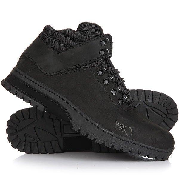 Ботинки высокие K1X H1ke Territory Superior Black